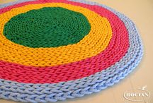 Sznurek bawełniany, cotton rope - inspiracje, pomysły