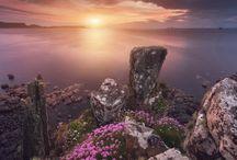 Шотландия, остров Скай