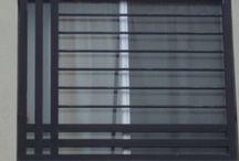 Rejas ventana