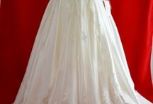 Blessing and christening dresses