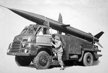Bleu Water Rocket missile