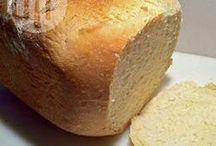 Recipes: Bread Machine