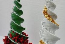 Vánoční z papíru