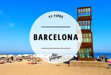 My Travel- Barcelona