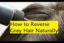 How to Reverse Gray Hair Naturally