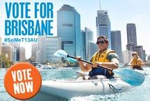 Vote Brisbane!