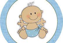 desenhos de bebês