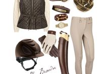 RIDING OUTFITS / From street to stable, equestrian inspired riding outfits of the day. For More visit: www.eql.co