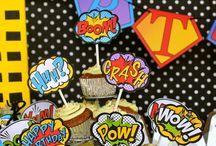 EZ's Birthday / by Stacia