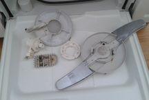 Dishwasher Cleaning/Maintenance