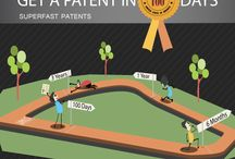Infographic from patents domain