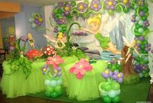 Tinkerbell Party / by Amber Rhea