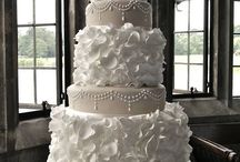 wedding cake argent or ect.....