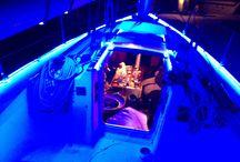Sailboat LED Lighting / Sailboat LED Lighting