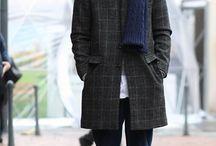 Немного о стиле / О самых разных образах в мужской моде