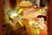 chhota bheem  / chhota bheem picture and wallpaper , chhota bheem games, new games of chhota bheem , car racing game, cricket chhotabheem  / by Sushil Jain
