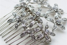 Wedding Hair Adornments & Headpieces / bridal hair adornments & headpieces / by Atelier Rousseau Bridal
