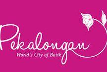 Pekalongan Kota Batik / Pekalongan adalah Kota Batik yang mendunia.