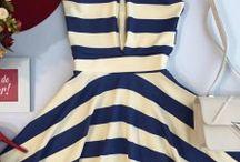 vestidos circulares