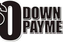 Zero Down Payment Car Loans
