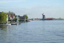 ZAANSE  SCHANS VILLAGE- AMSTERDAM-HOLLAND