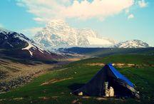 Trekking In Kashmir / For more information please visit us on http://trekkashmir.in/