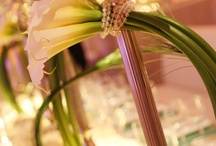 Tall Centerpieces / Ideas for taller wedding and event centerpieces / by Desiree Dent