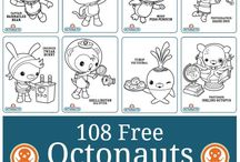 Kids - Parties: Octonauts / Party ideas for the octonauts for a 5 year old