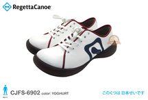 RegettaCanoe CJFS6902 for MEN / Field Shoes Style