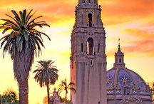 Balboa Park: A Landscape of Art and Culture / Balboa Park is one of San Diego's nicest areas to explore.  We have 14 museums located within the Park, along with gardens, musical arts, performance arts, the San Diego Zoo and more.  Balboa Park, San Diego, California. / by San Diego Is Awesome