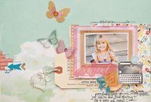 Scrapbook inspiration / by Karla Yungwirth