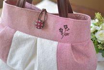 Bags / šité tašky a kabelky