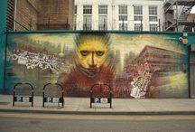 Dale Grimshaw / Street art from Dale Grimshaw - http://freshwounds.com/gallery/dale-grimshaw/