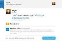 Galaxy 6 SamSung / @Samsungtweets
