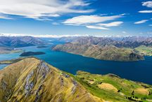 Journey to New Zealand