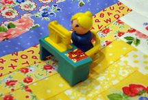 Vintage Toys / by Simply Lea