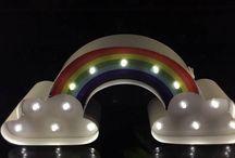 Etsy Rainbow