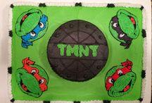 Birthday Party Cakes / by Miranda