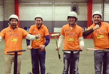 Segway Polo beginners