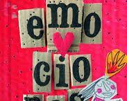 CDU 152.4 Emocions / Llibres d'emocions per a un biblioteca escolar. Alguns els podem posar al 152.4 de la CDU o a l'apartat d'imaginació que correspongui (I1, I2 o I3)
