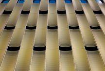 Aluminium façade