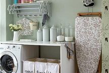 new house scullery/laundry