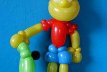palloncini personaggi Simpson