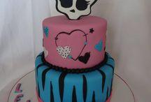 Monster High Birthday / Hopes birthday