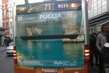 #WeAreinPuglia 2014 / The campaign #WeAreinPuglia 2014, promoting Puglia throughout Europe, has just started: we will be in London, Brussels, Paris, Zurich, Berlin, Munich, Wien, Amsterdam and Dublin.  Join us on Facebook, Twitter, Instagram and Pinterest with #WeAreinPuglia! www.weareinpuglia.it