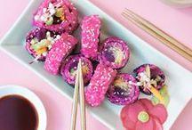 Pink Palette Mushrooms