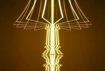 Lampe cn / Lampe pouvant être créé à partir d'une commande numérique