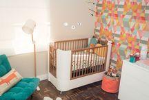 Fox's life / A Baby Boy's bedroom designed by Renata McCartney.