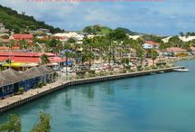 Caribbean Travel | St. Marteen / Pins about all the various sites and attractions, scenes and experiences of St. Maarten.