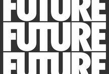 Futuristic.... / tomorrow must be....
